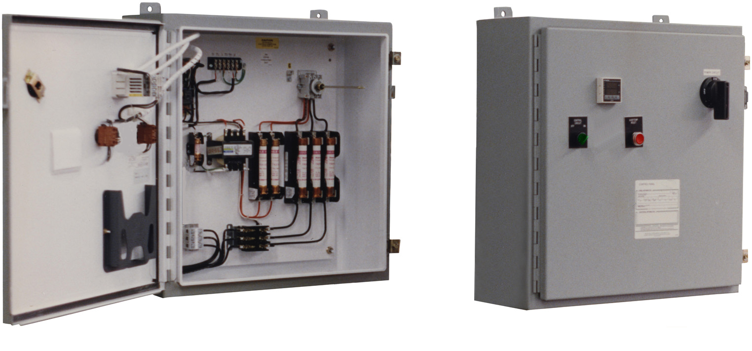 exterior electrical panel box  | accutherm.com