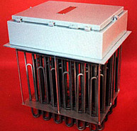 process air duct heaters